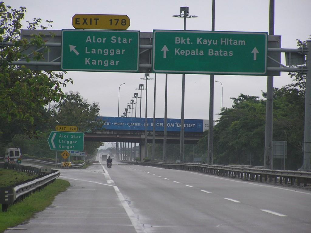Exit 178 (Alor Setar Selatan)