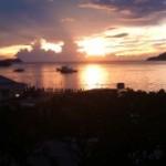 Sunset at Kota Kinabalu, Sabah