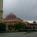 Masjid Usama Zaid di Kuala Lumpur, Malaysia