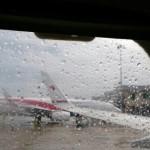 Raining season seems to come early in Miri