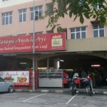 Restoran Ayah Aji di Rawang, SELANGOR