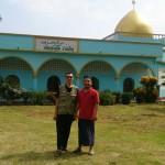 Projek C: Mencari masjid di Thailand