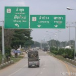 Thailand by Bus (Part 3) – Chiangmai & en route