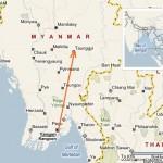 MYANMAR / Inle Lake (kehidupan atas air)