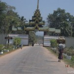 Welcome to Shwekyin, Myanmar.
