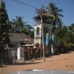 Masjid Jamek in Shwekyin, Myanmar