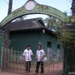 1972-built masjid at Shwekyin in Myanmar, still in use.