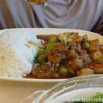 di restoran KFY di Shenzen, CHINA