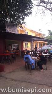 Restoran Dollah di Kemaman, TERENGGANU