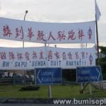 Rakyat menjadi raja di Sarawak hari ini