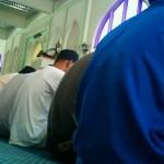 Khutbah jumaat di masjid an-naim, lutong, miri, SARAWAK