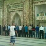 Masjid annur UNIVERSITI TEKNOLOGI PETRONAS, Tronoh, Perak, Malaysia