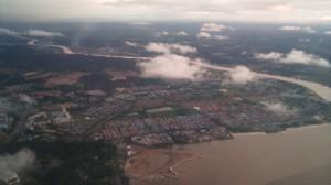 Bintulu in Sarawak, MALAYSIA