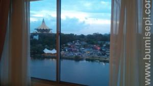 Sayang Sarawak, sungainya sempit!