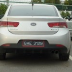 Probably the most popular car in Brunei