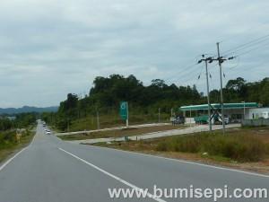 Tatau in Sarawak