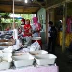 Kedai makan Mak Su Ti di Selising Kelantan
