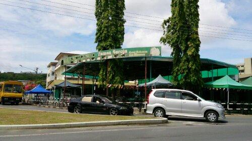 Halal food in Miri, Sarawak