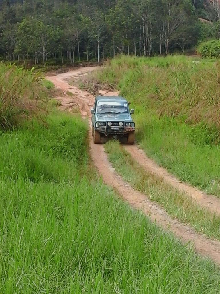 OFFROAD: Ziarah Dakwah ke Ulu Slim, Perak