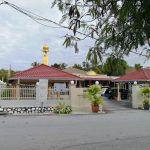 Masjid Bagan Pinang di Port Dickson, Negeri Sembilan.
