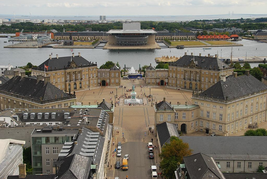3 days in Copenhagen DENMARK (Part 3) – AMALIENBORG PALACE