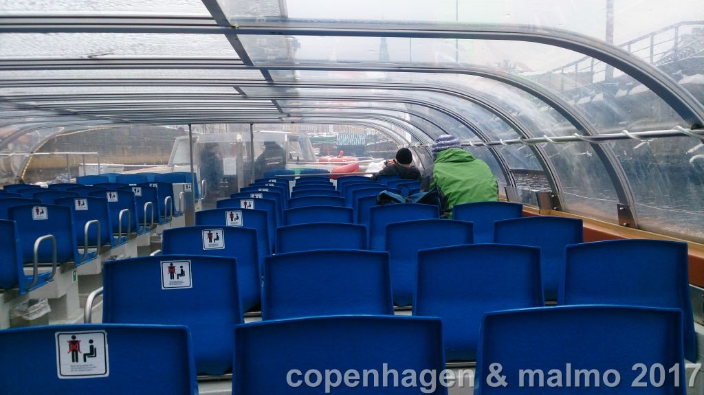 3 days in Copenhagen DENMARK (Part 2) – City Tour in a boat cruise