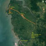 Di manakah penempatan Melayu di Bokpyin, selatan Myanmar?