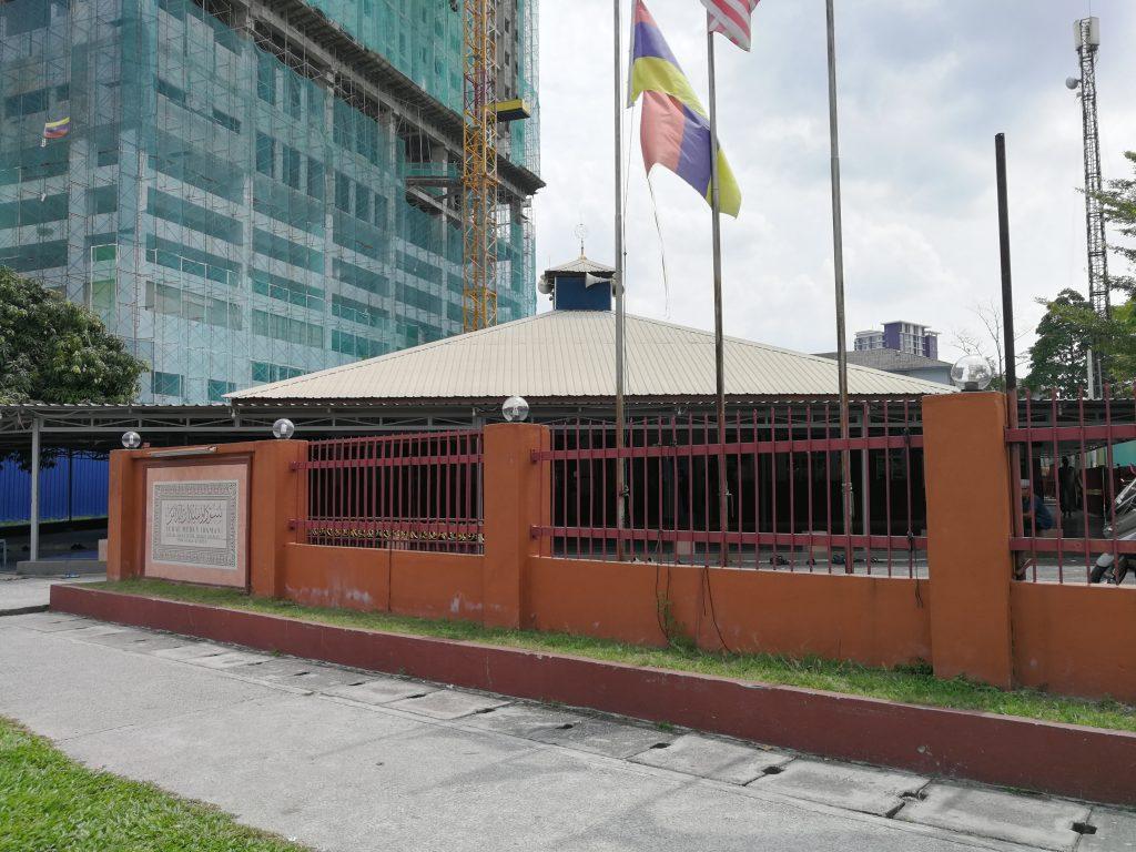 Surau Jumaat Medan Idaman, Setapak, Kuala Lumpur