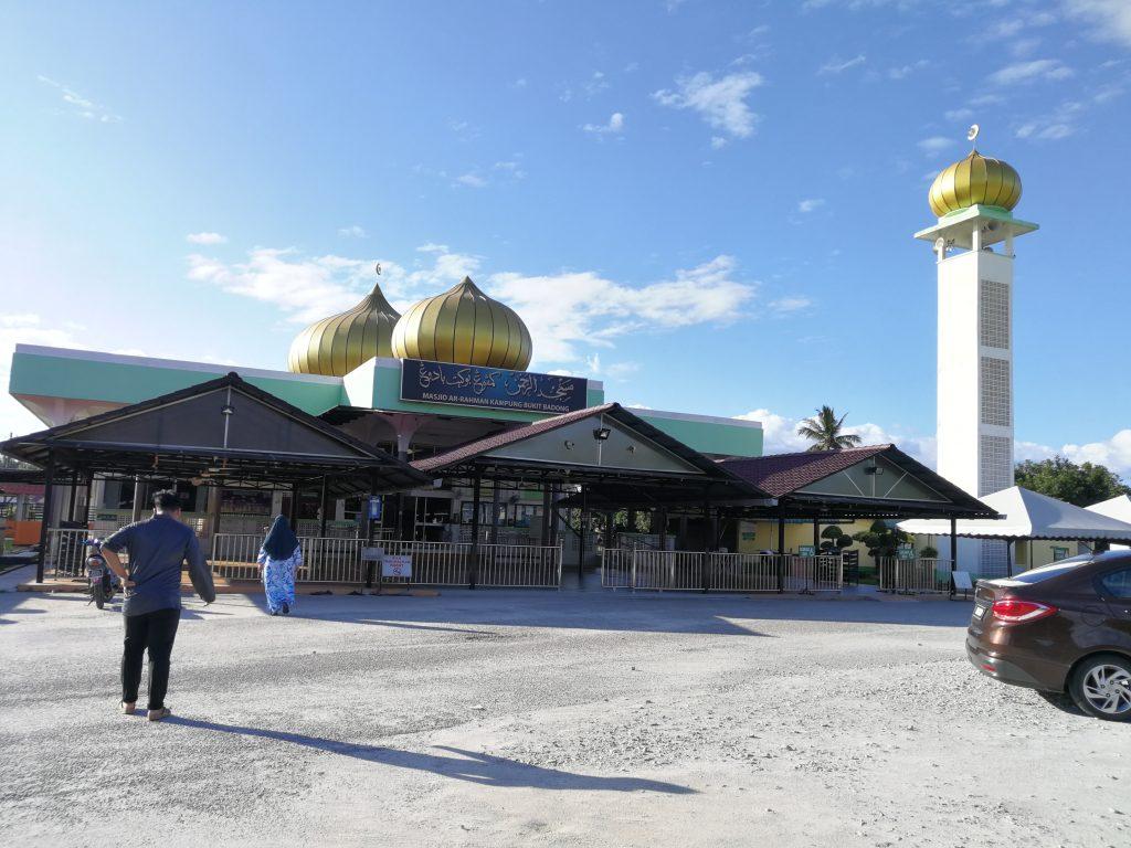 Masjid Ar Rahman, Kg Bukit Badong, Ijok, Selangor