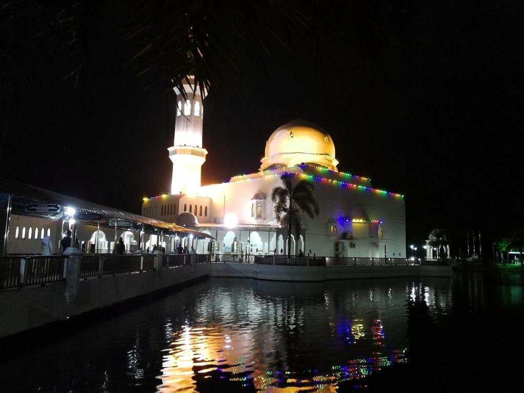 Masjid Tengku Tengah Zaharah (Masjid Terapung), Kuala Terengganu