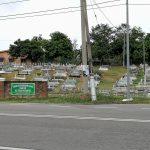 Kuburan di Teluk Kemang, Port Dickson
