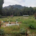 Kuburan Bukit Jawa di Selising Kelantan