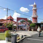 Masjid ini dibina pada tahun 1900 — Masjid Jamek Seremban NS
